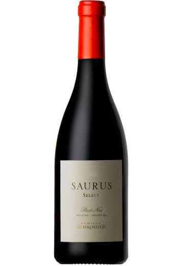 Familia Schroeder Saurus Select Pinot Noir