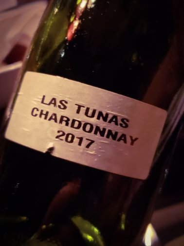 ¡WANTED! Vivo o Muerto Chardonnay 2017 4