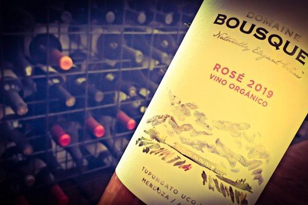 Lanzamiento: Domaine Bousquet Premium Rosé 2019