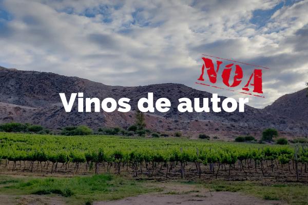 Vinos de autor con el sello del NOA