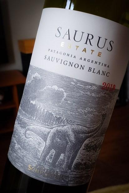 Saurus Estate Sauvignon Blanc 2019