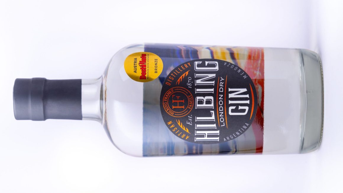 hilbing london dry gin