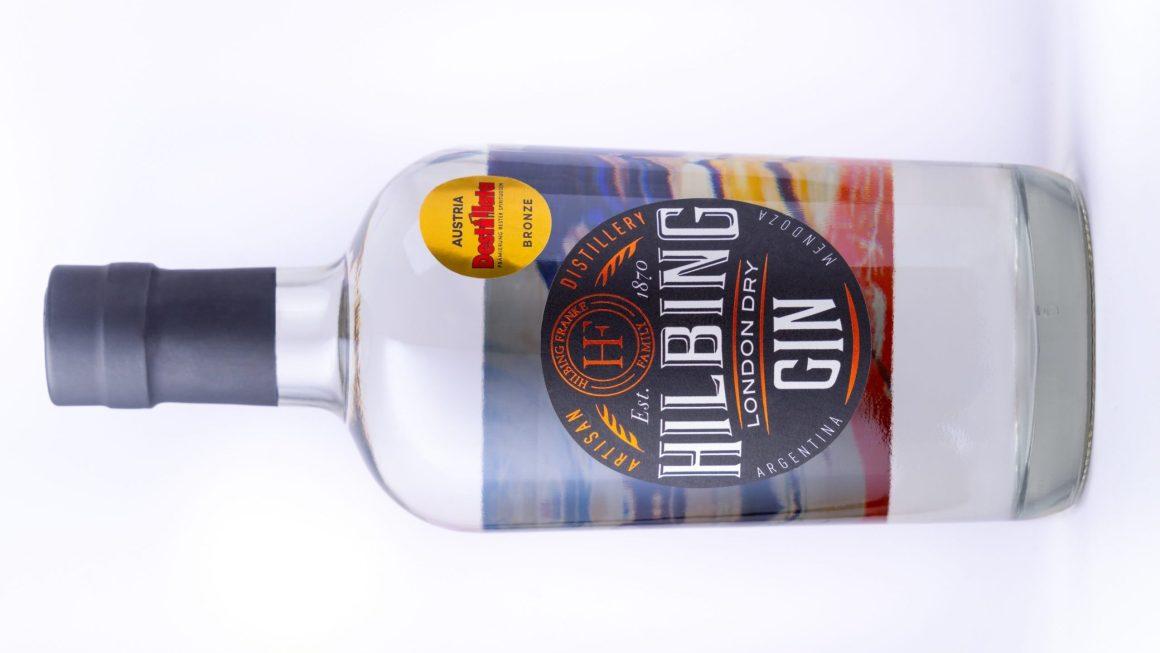 hilbing london dry gin
