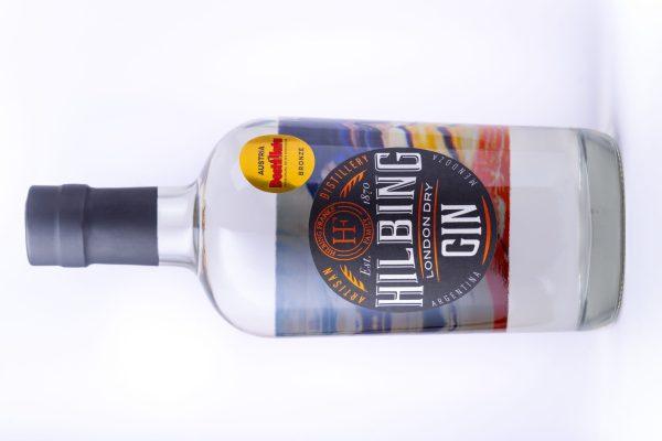 Hilbing London Dry, el gin mendocino elegido como uno de los mejores del mundo