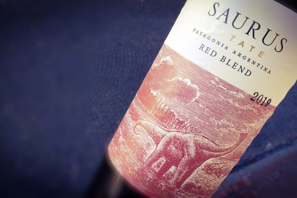 Lanzamiento: Saurus Estate Red Blend 2019