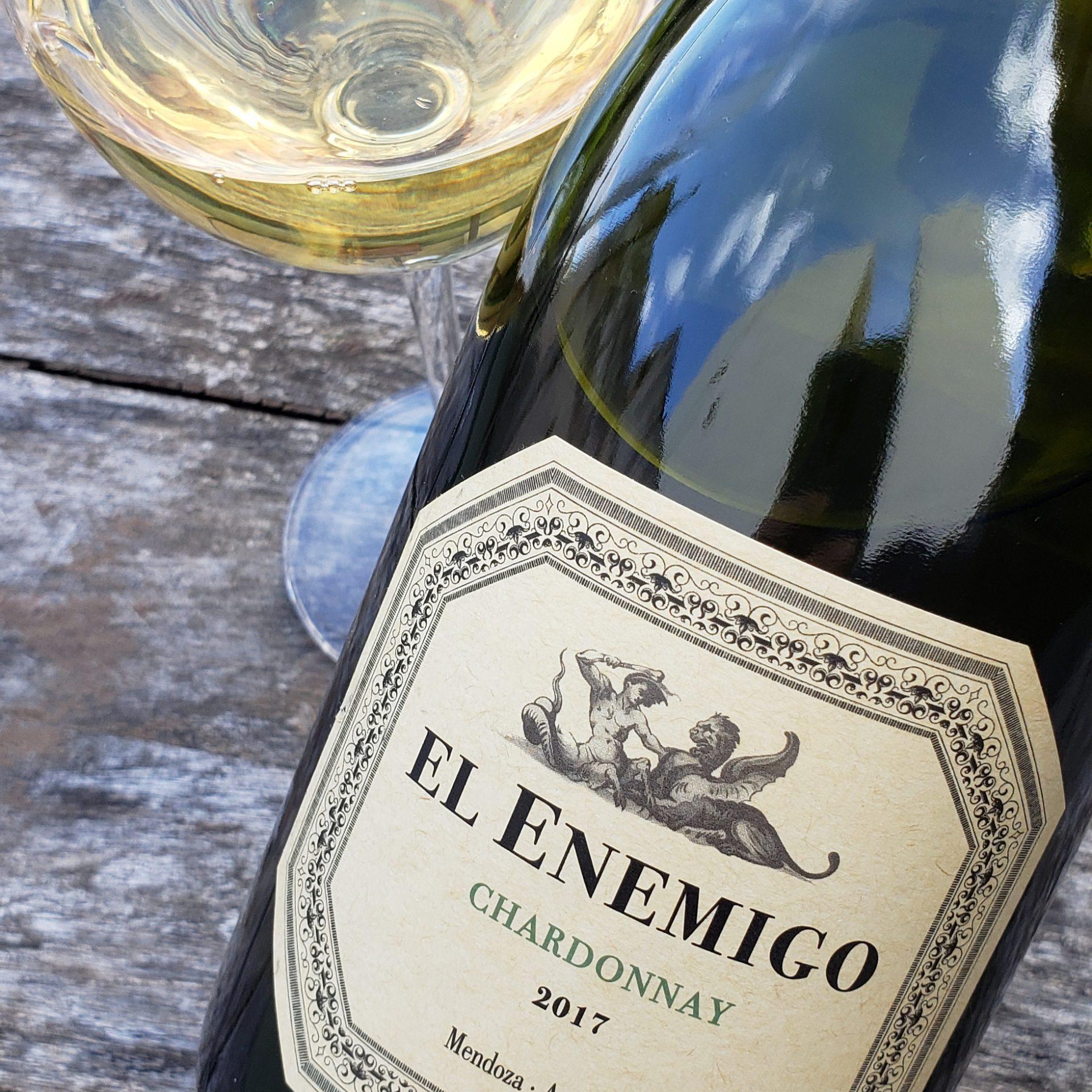 100 días - El Enemigo Chardonnay 2017