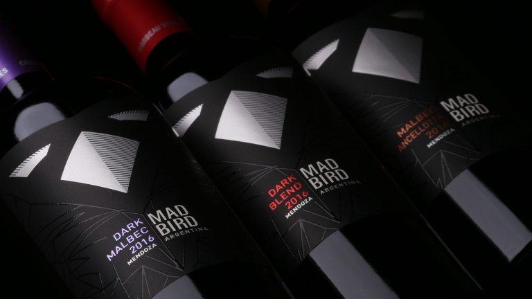 Mad Bird - Corbeau Wines