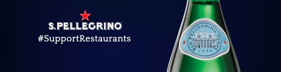 s.pellegrino #supportrestaurants
