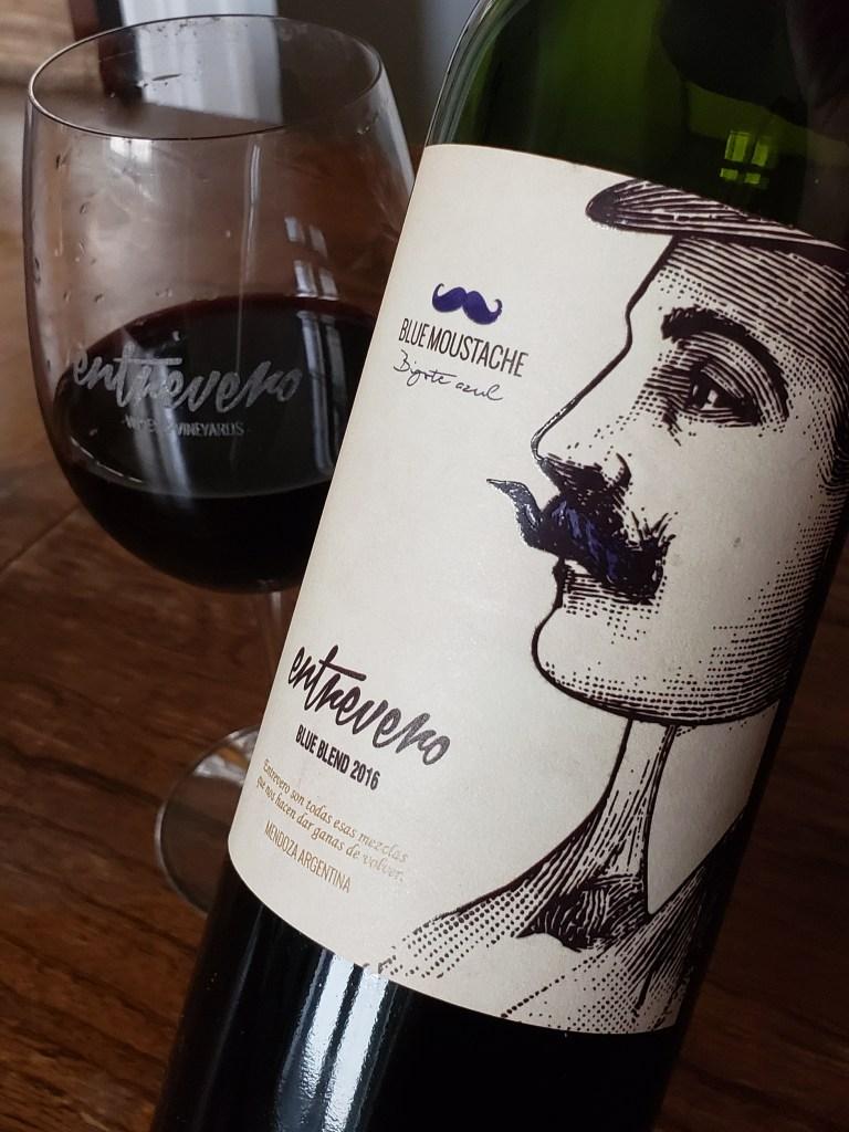 Entrevero Blue Moustache - vinos de Productores amigos