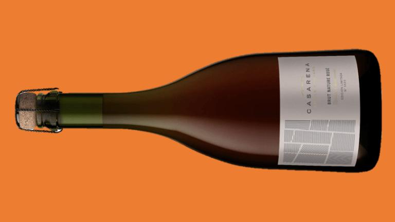 Casarena Single Vineyard Jamilla Brut Nature Rosé