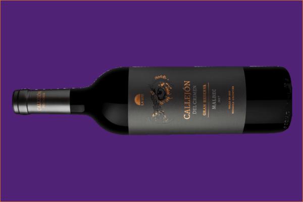 Callejón del Crimen Gran Reserva Malbec 2017 premiado con Medalla de Oro en Decanter World Wine Awards 2020