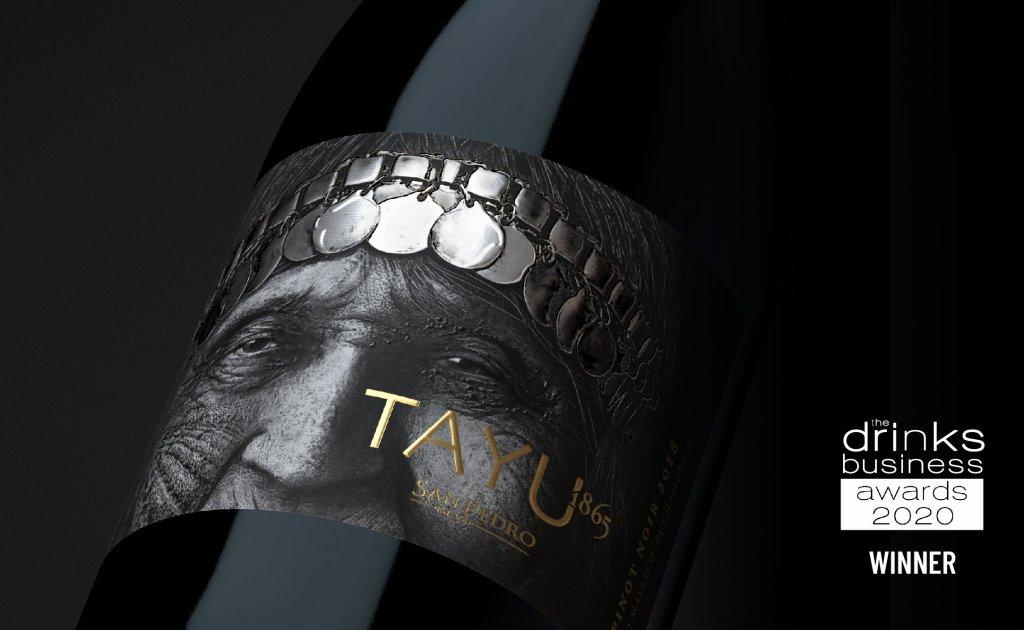YG Branding & Design Experts - tayú 1865 - Drinks Business Awards