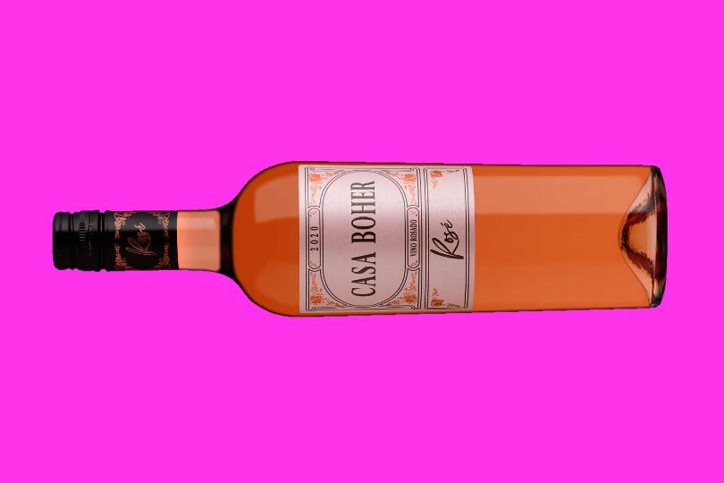 Lanzamiento: Casa Boher Rosé 2020 2