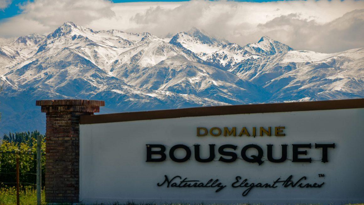 Domaine Bousquet enoturismo