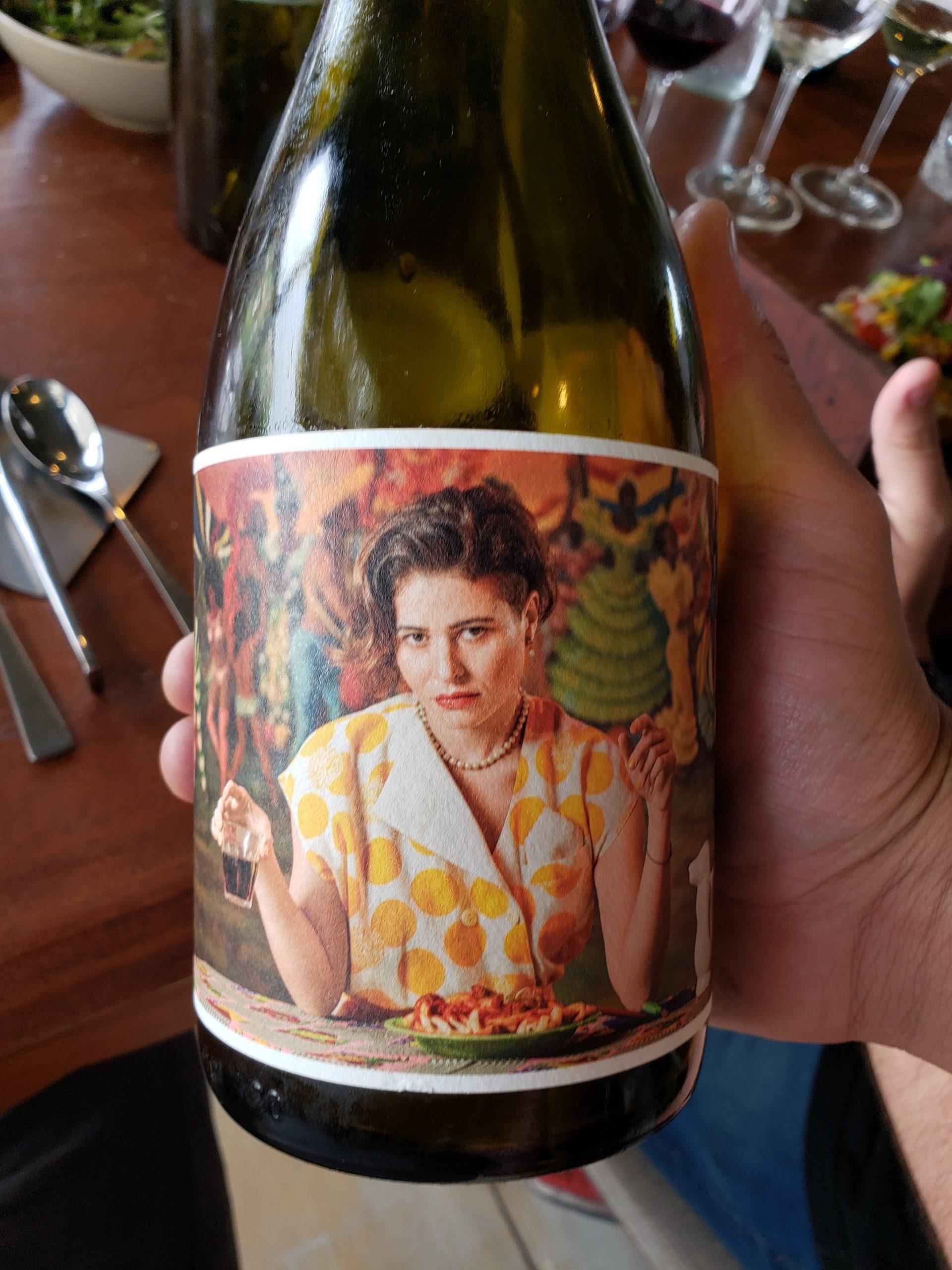Riccitelli Bistró - Riccitelli Wines - Matías Riccitelli Tinto de la Casa