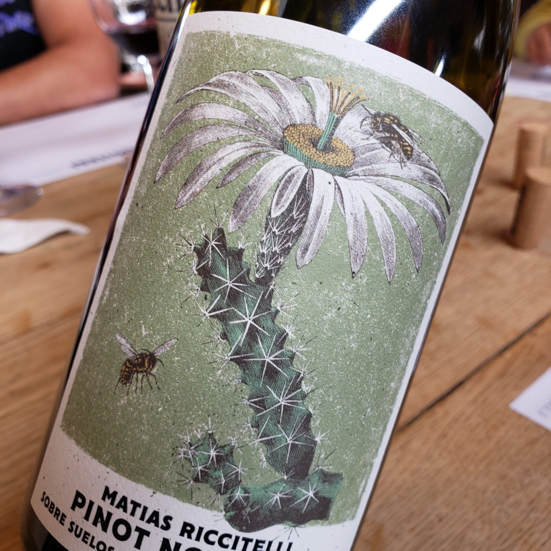 Riccitelli Bistró - Riccitelli Wines - Matías Riccitelli Vlle de Uco Pinot Noir 2019