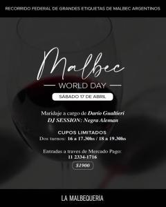 La Malbequería - Día Internacional del Malbec - #MalbecWorldDay - Darío Gualtieri