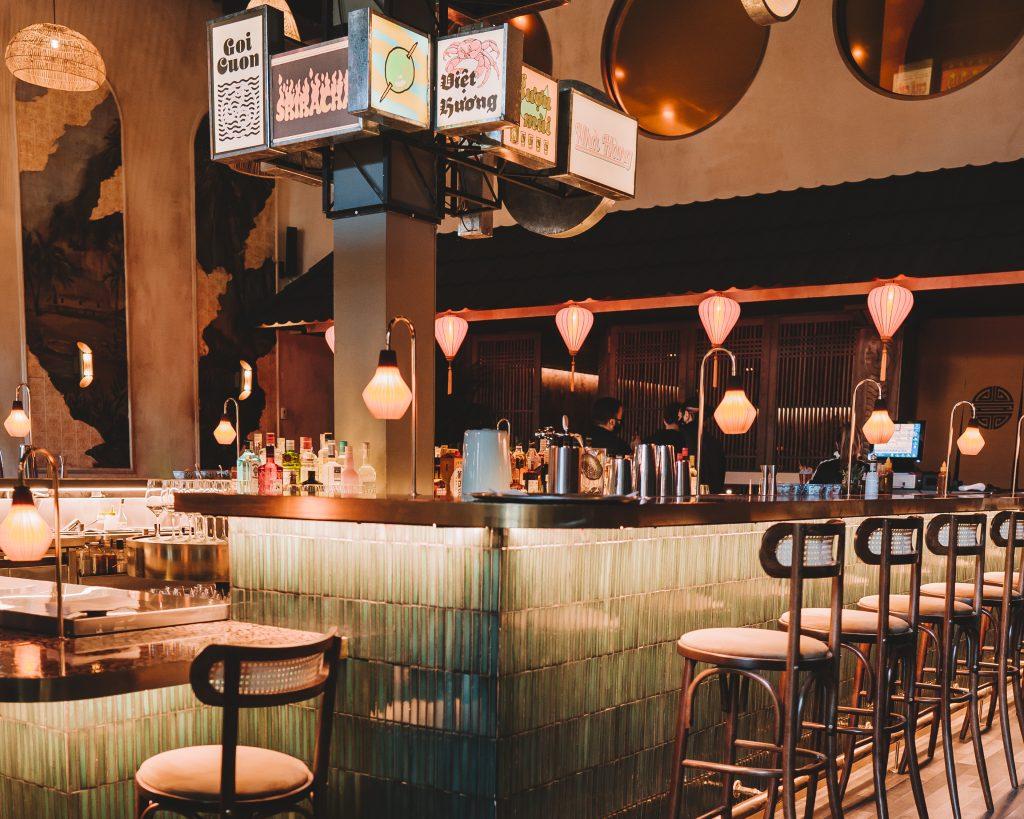 Cochinchina Bar Inés de los Santos