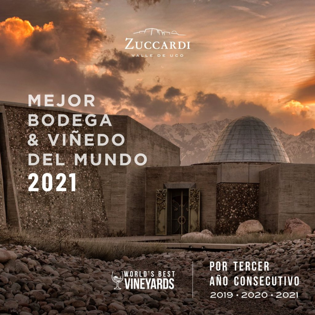 Zuccardi Valle de Uco World's Best Vineyards 2021