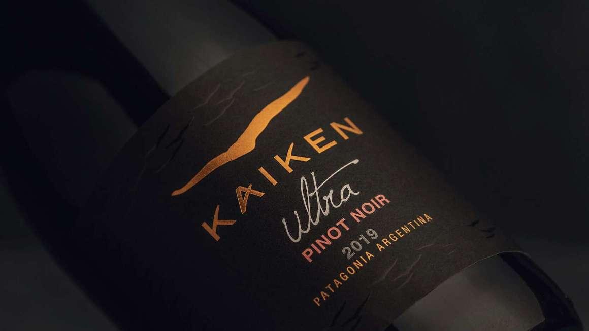 Kaiken presentó su primer Pinot Noir, que llega desde la Patagonia