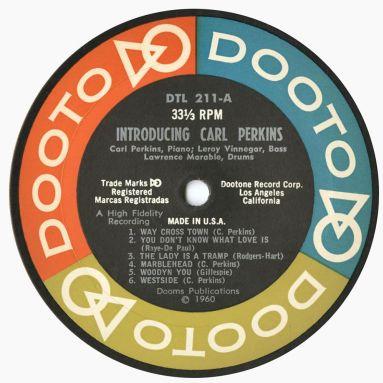 Introducing...Carl Perkins