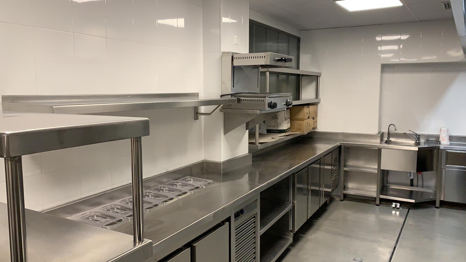 Diseño De Cocina Industrial Y Hotelera