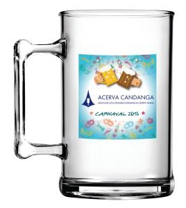 Caneca Carnaval 2015