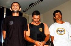 Caso Dorothy - A prisão de Raifran, Eduardo e Tato
