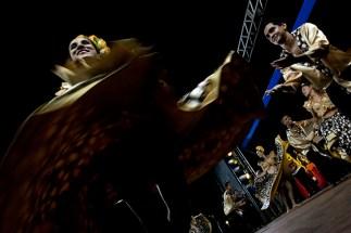 Festival de carimbó de Marapanim. O municÌpio de Marapanim, no nordeste do Pará, festejou o Carimbó com muita festa durante 3 dias. A cidade, considerada o berço do estilo que mistura música e dança, ainda celebra o tÌtulo de Patrimônio Cultural Imaterial do Brasil outorgado ano passado.. Marapanim, Pará, Brasil. Foto Paulo Santos 29/05/2015