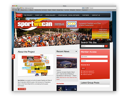 sportwecan-project