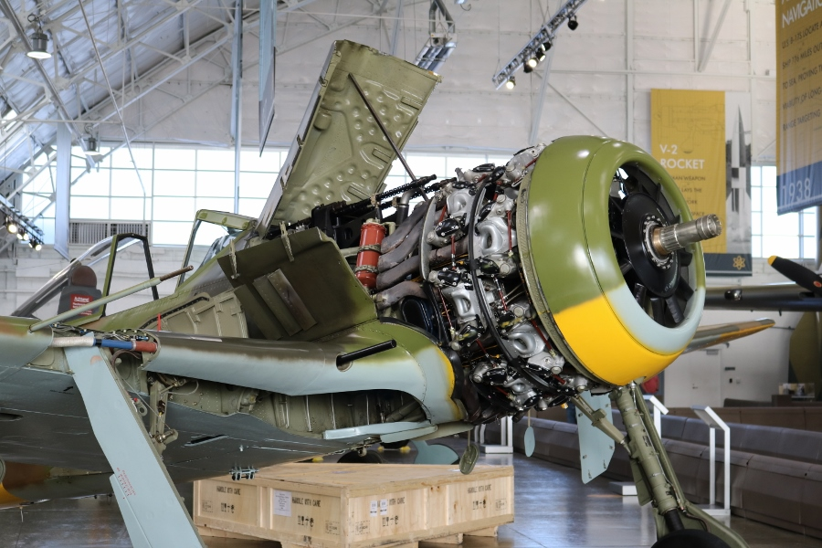 Under the Cowl of the Flying Heritage Collection FW-190A-5