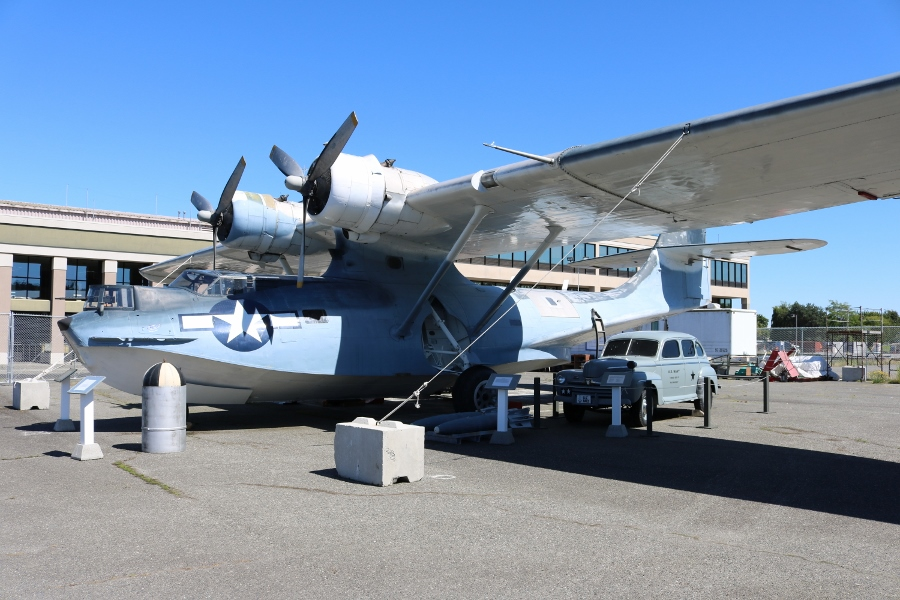 PBY – Naval Air Museum – Whidbey Island