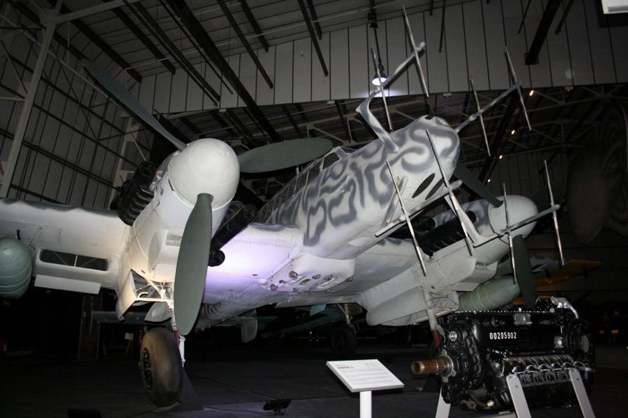 The Survivors: Messerschmitt Bf 110 Zerstörer