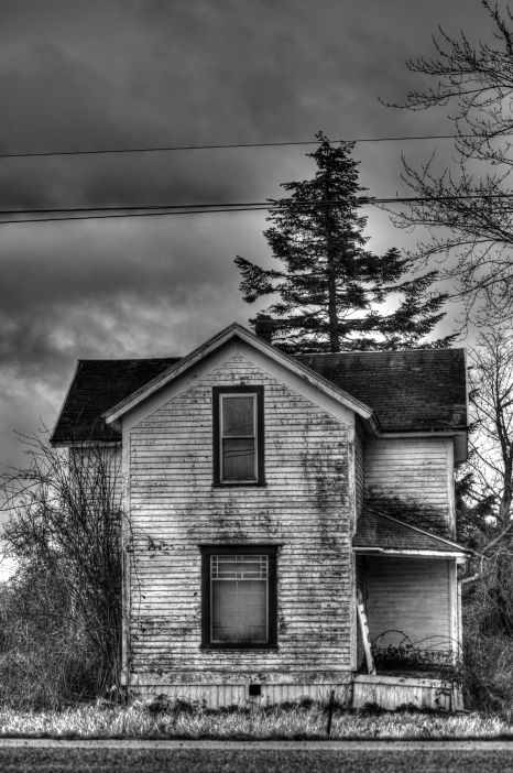 Spooky House 1