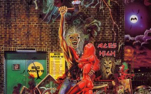 Aces High A Tribute to Iron Maiden Milwaukee and Sliver at Big Mikes Bar 2020