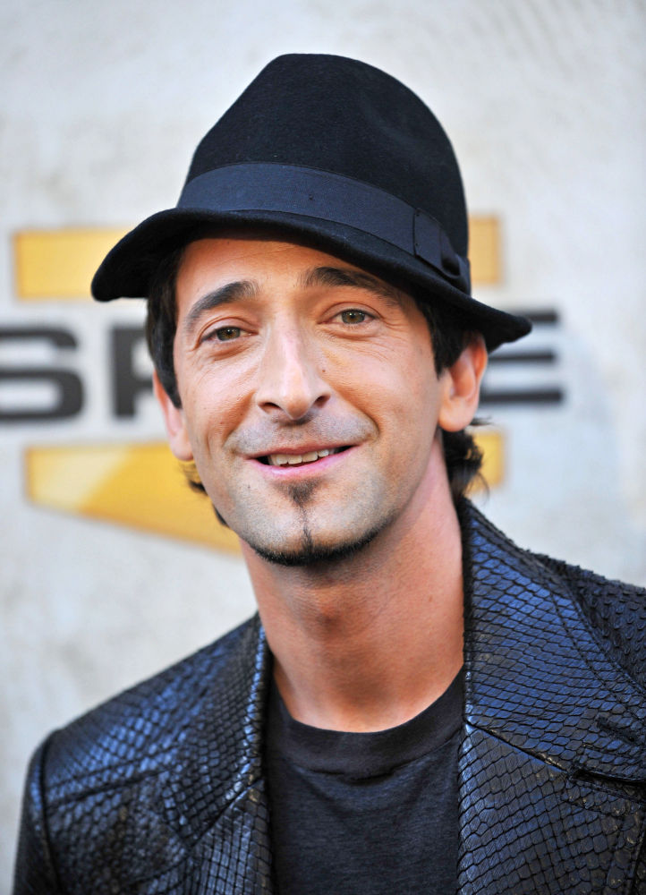 Adrien Brody Picture 51 - Spike