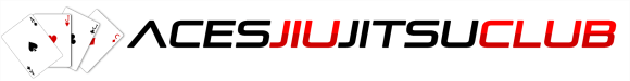 Aces BJJ Club Logo Banner