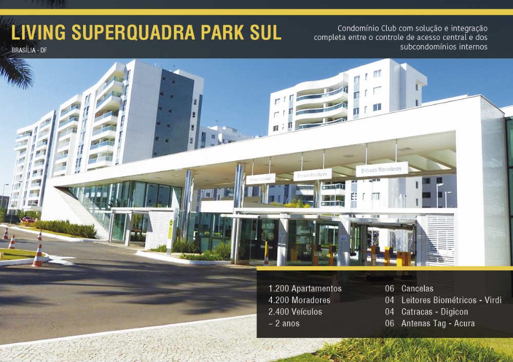 Living Superquadra Park Sul