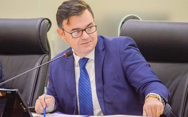 Raniery Paulino quer a criação do programa Hemocentro Itinerante na Paraíba