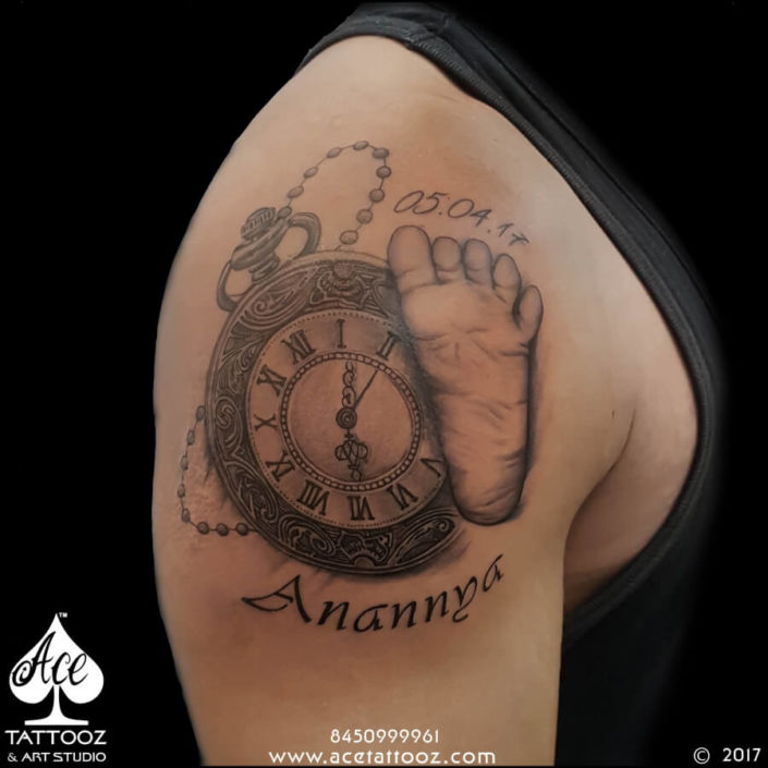 Cool Football Tattoos Men