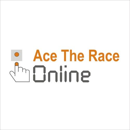 Ace the race online logo