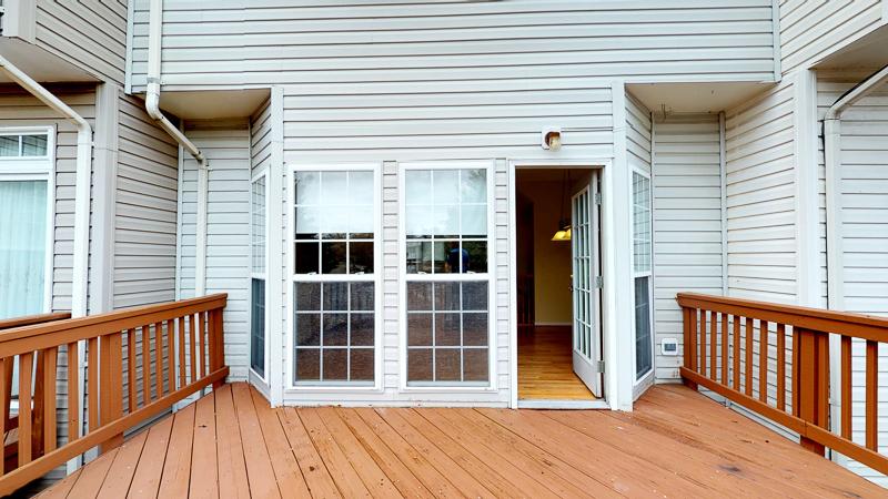 3761 Shannons Green Way, Alexandria, VA - Deck