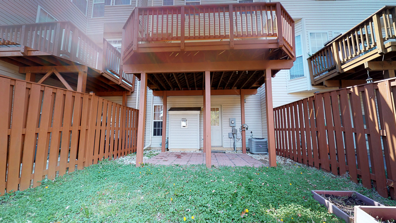 3761 Shannons Green Way, Alexandria, VA - Patio