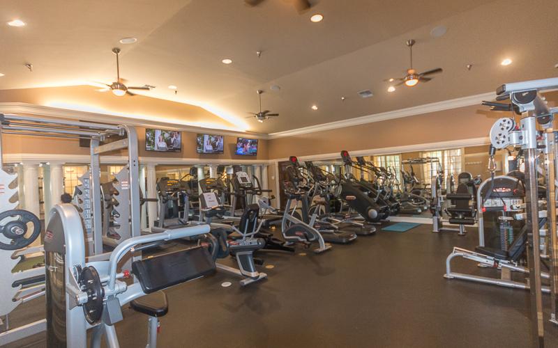 12943 Wood Crescent Circle, Herndon - Fitness Room