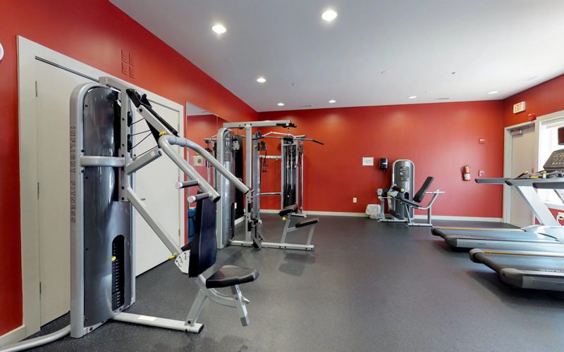 ParcReston Condo Fitness Room