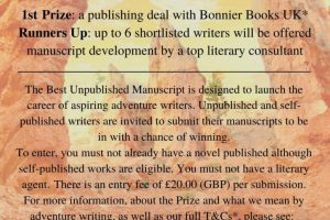 Opportunity for Writers