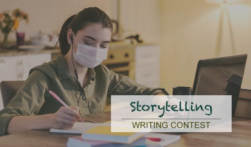 Biopage Storytelling Writing Contest