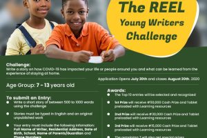 The REEL Young Writers Challenge