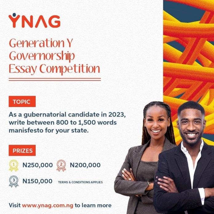 YNAG Essay Competitions