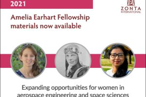 Amelia Earhart Fellowship 2021 for Women in Aerospace-applied SciencesEngineering (Up to $10,000)